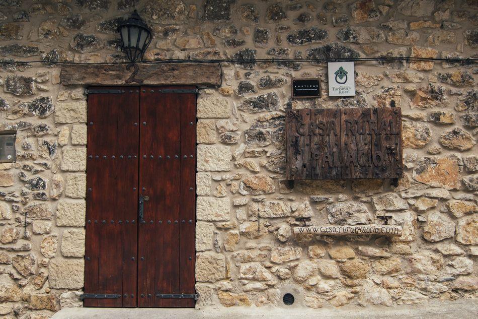 Recibidor de Casa Rural Palacio