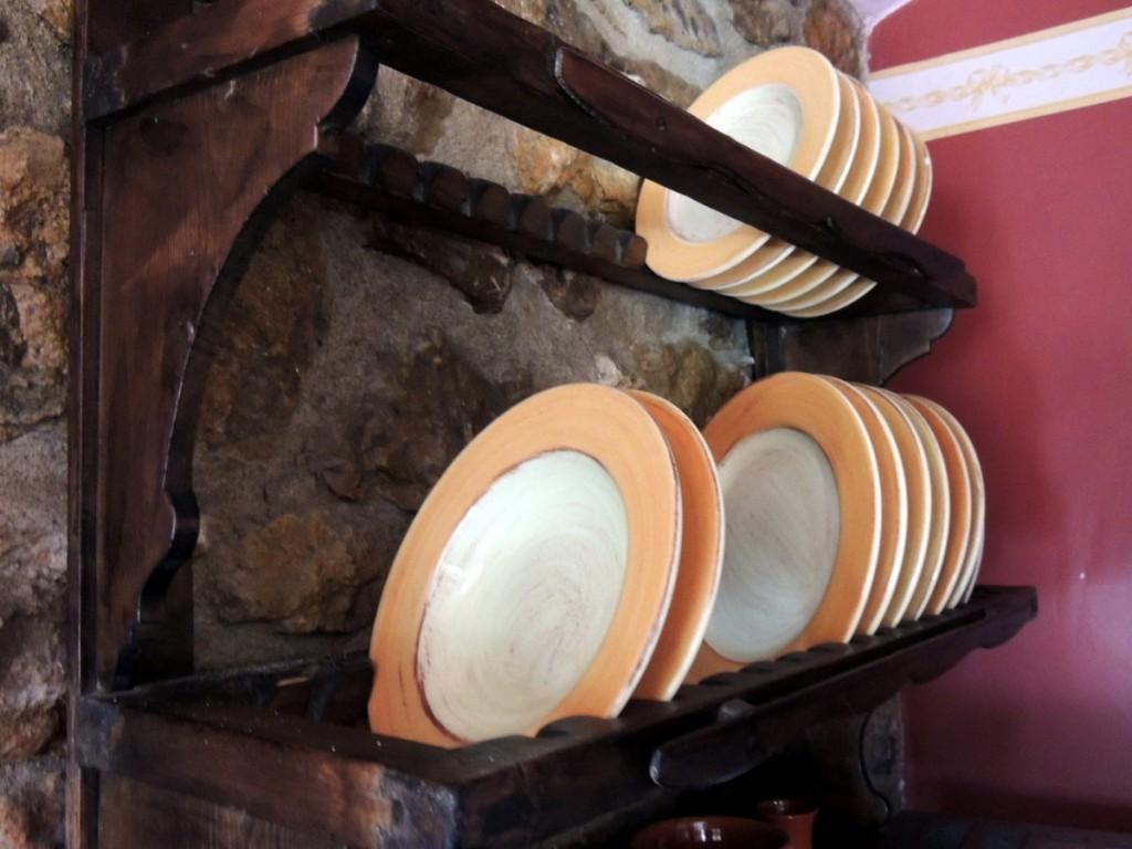 Menaje Cocina Casa Rural Palacio