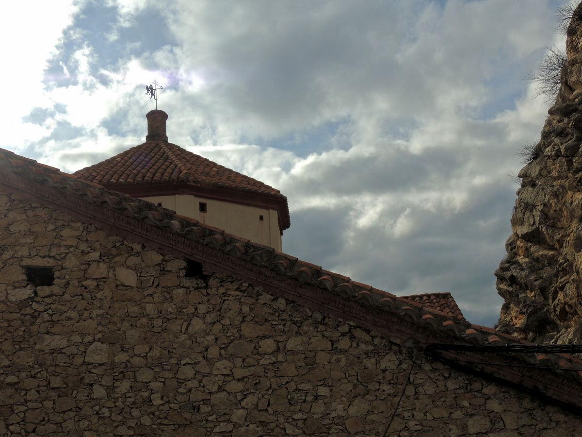 Vistas desde la habitacion casa rural Palacio