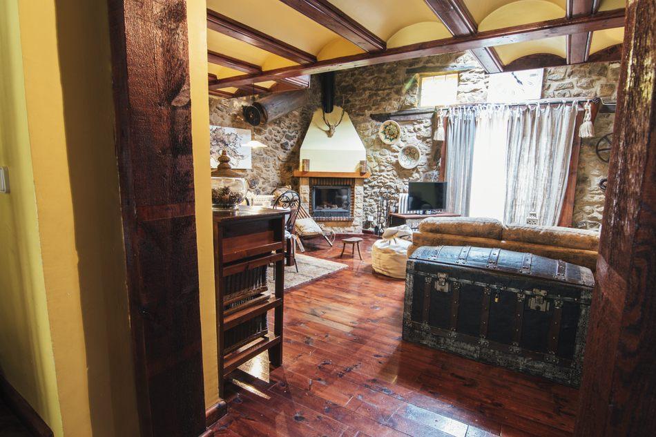 Casa Rural cerca de Puertomingalvo, Teruel