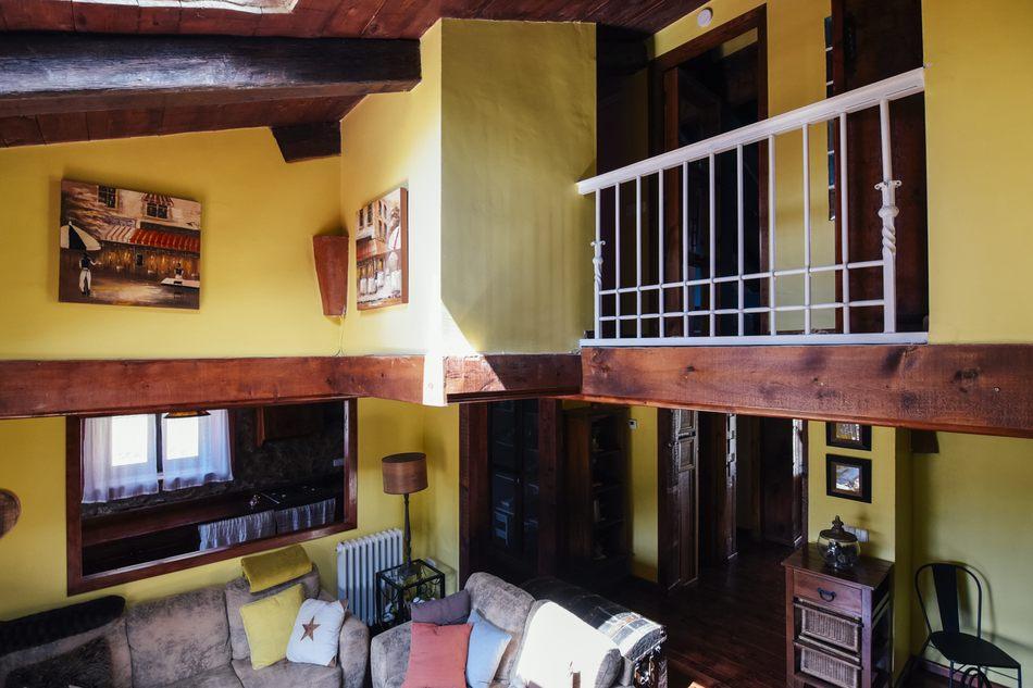 Salón Casa Rural en Linares de Mora