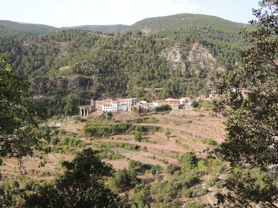 Castelvispal, barrio de Linares de Mora