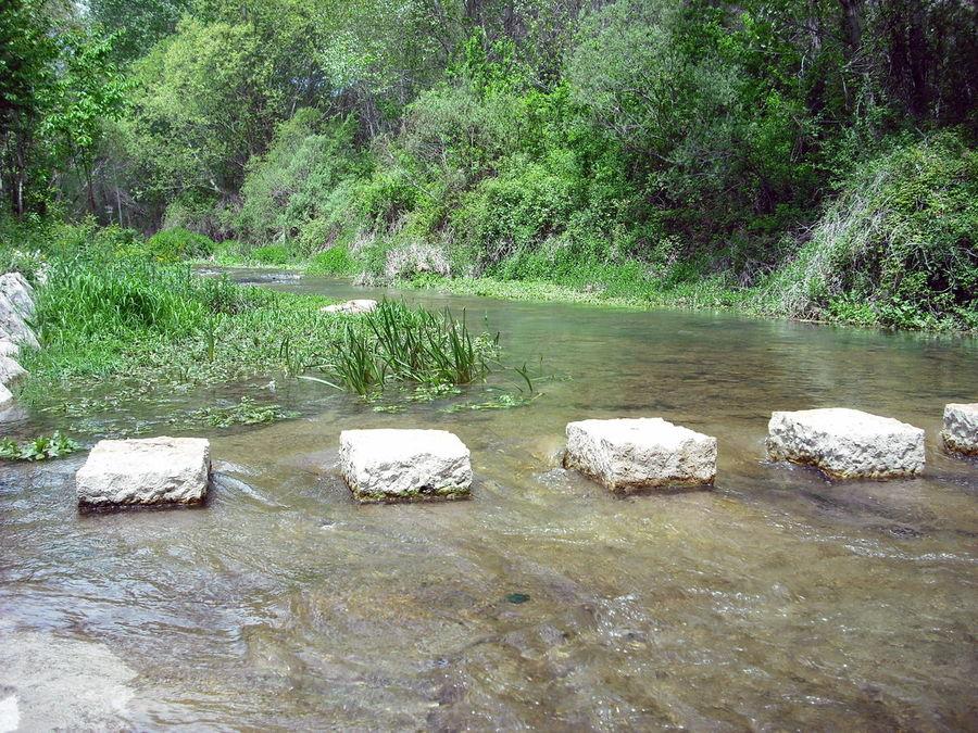 Senda fluvial de Linares de Mora, Teruel