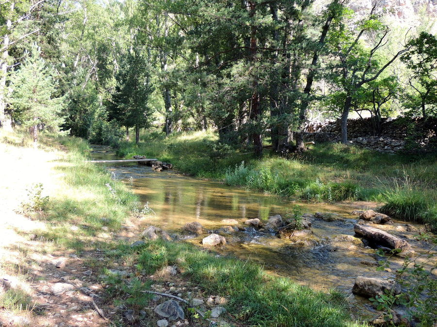 Senda fluvial de Linares de Mora