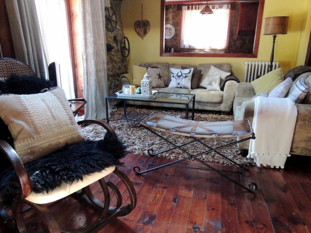 Alquilar casa rural en Linares de Mora