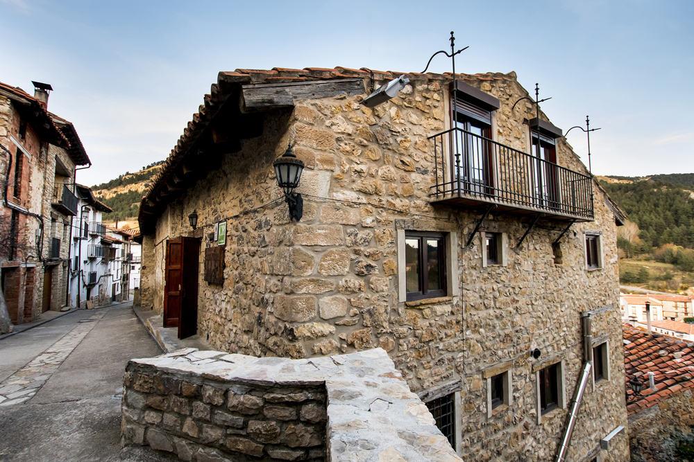 Casa Rural en Linares de Mora, Teruel
