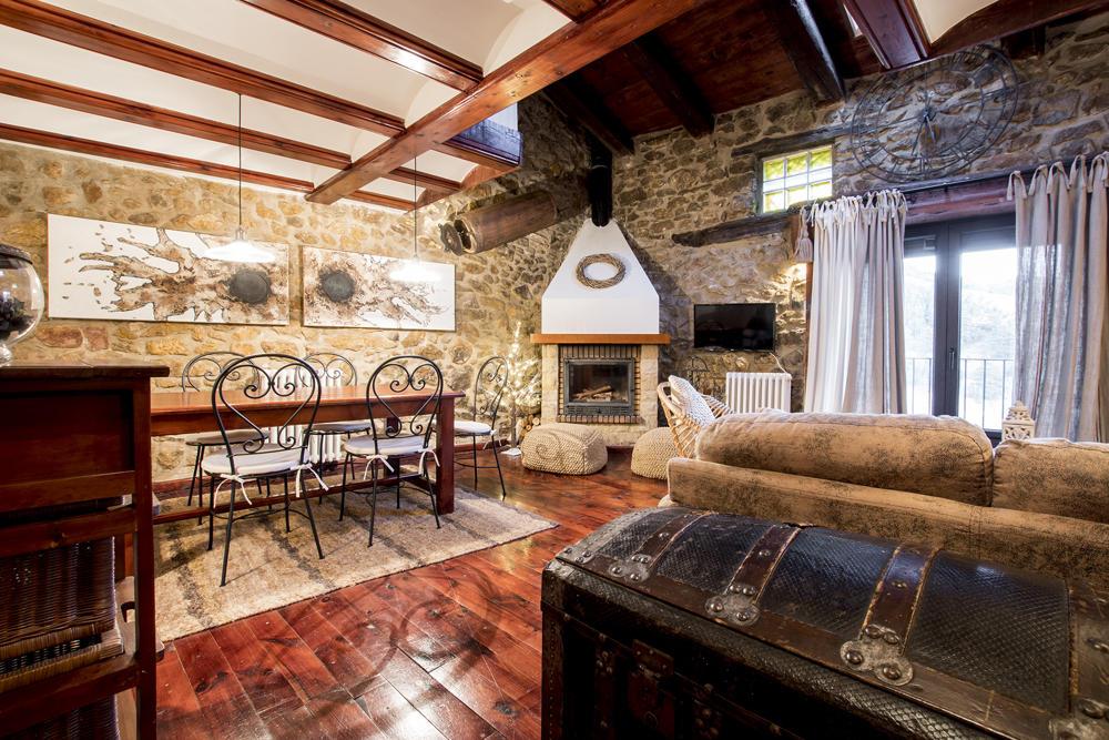 Casa Rural Palacio en Linares de Mora (Teruel)